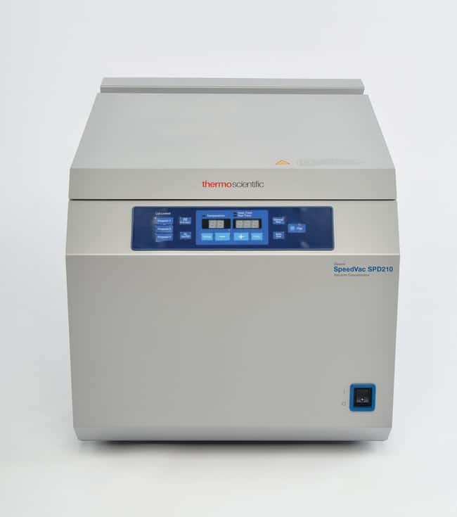 Savant SpeedVac™ Vacuum Concentrators for Organic Chemistry and Drug Discovery Applications