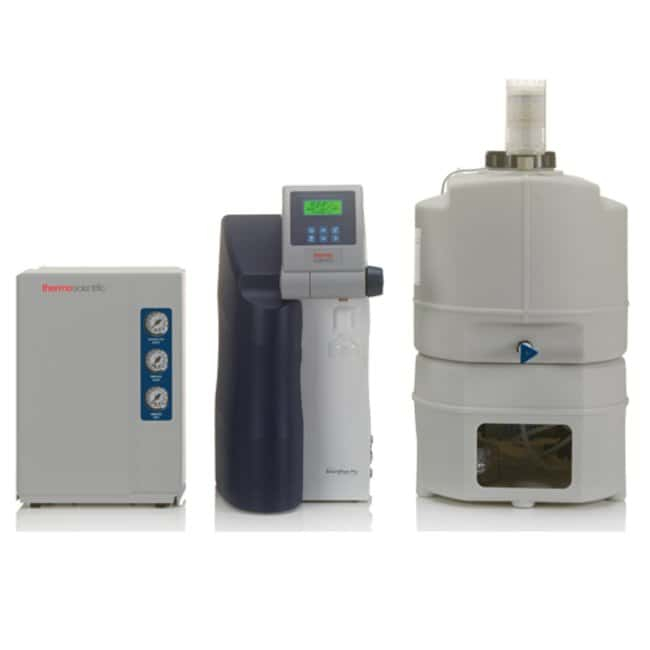 Sistema de purificación de agua Barnstead™ Smart2Pure™ Pro: Inicio