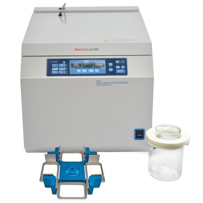 Thermo Scientific™Savant™ SpeedVac™ SPD300: Vakuum-Konzentrator mit hoher Kapazität und Kits  Produkte