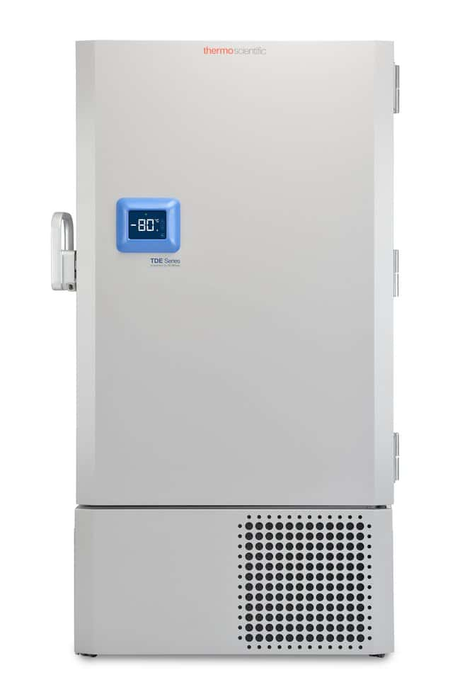Thermo Scientific™ TDE Series Ultra-Low Temperature Freezers: Home