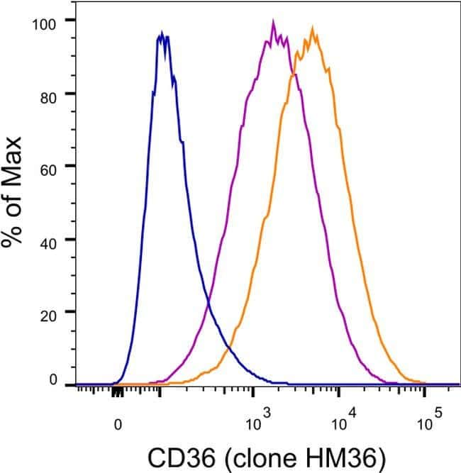 CD36 Armenischer Hamster Anti-Maus, APC, Klon: HM36, eBioscience™ 25μg; APC Produkte