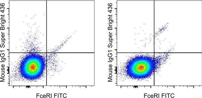 IgE Maus anti-Human, Super Bright 436, Klon: IgE21, eBioscience™ 25 Tests; Super Bright 436 Produkte