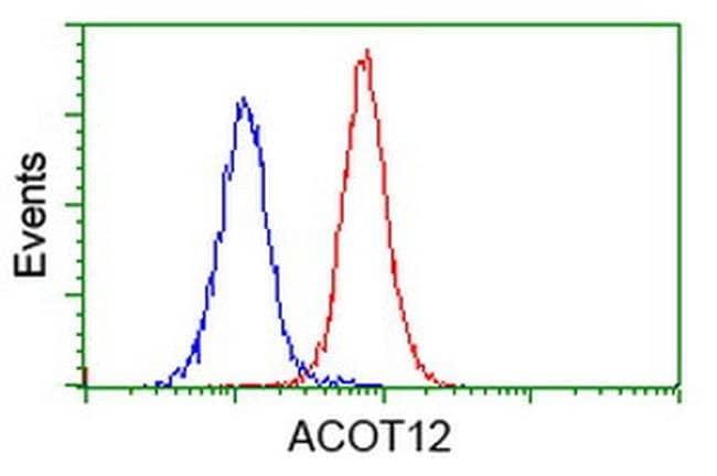 ACOT12 Mouse anti-Human, Clone: OTI1D3, liquid, TrueMAB  100 µL; Unconjugated