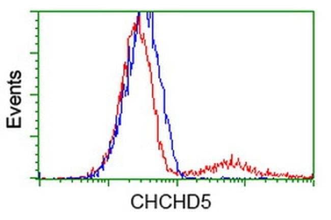 CHCHD5 Mouse anti-Human, Clone: OTI6G5, liquid, TrueMAB  100 µL; Unconjugated