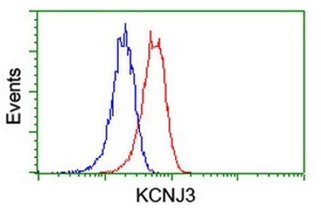 KCNJ3 Mouse anti-Human, Clone: OTI2E4, liquid, TrueMAB  100 µL; Unconjugated
