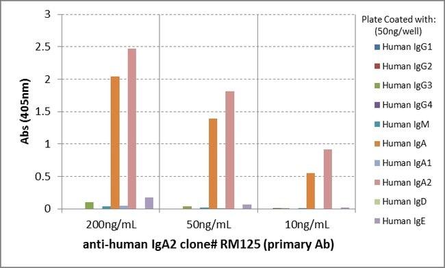 IgA2 Rabbit anti-Human, Biotin, Invitrogen 50 µg; Biotin:Life Sciences