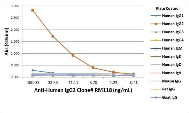 IgG2 Rabbit anti-Human, Biotin, Invitrogen 50 µg; Biotin:Life Sciences