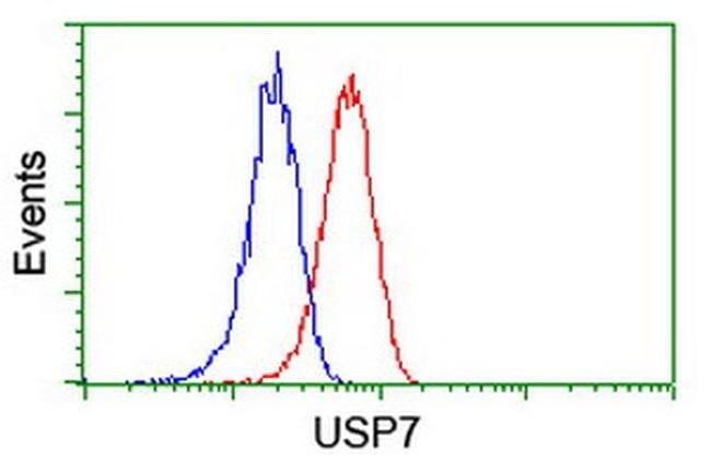 USP7 Mouse anti-Human, Clone: OTI1B2, liquid, TrueMAB  100 µL; Unconjugated