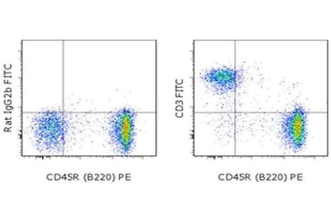 CD3 Rat anti-Mouse, FITC, Clone: 17A2, eBioscience™ 25 μg; FITC CD3 Rat anti-Mouse, FITC, Clone: 17A2, eBioscience™