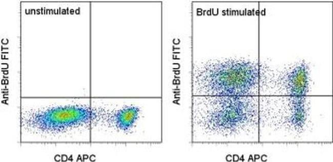 BrdU Mouse anti-Chemical, FITC, Clone: BU20A, eBioscience ::