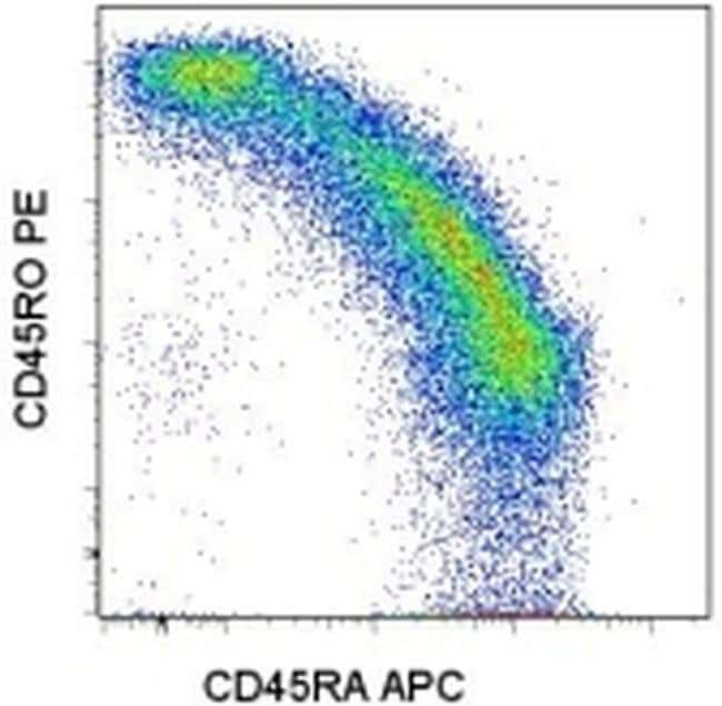 CD45RO Mouse anti-Human, PE, Clone: UCHL1, eBioscience ::