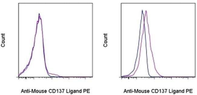 CD137 Ligand (4-1BB Ligand) Rat anti-Mouse, PE, Clone: TKS-1, eBioscience