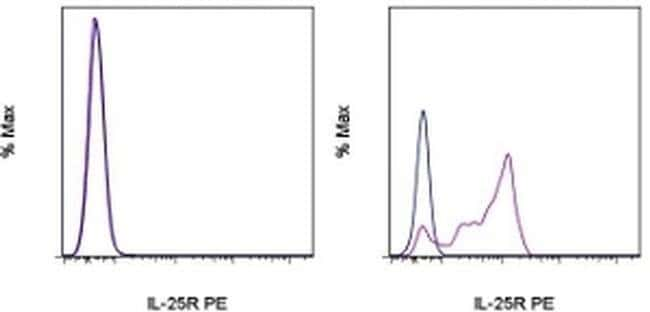 IL-25R (IL-17RB) Rat anti-Mouse, PE, Clone: MUNC33, eBioscience™ 100 μg; PE IL-25R (IL-17RB) Rat anti-Mouse, PE, Clone: MUNC33, eBioscience™