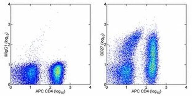 CD101 Mouse anti-Human, Clone: BB27, eBioscience™ 25 μg; Unconjugated CD101 Mouse anti-Human, Clone: BB27, eBioscience™