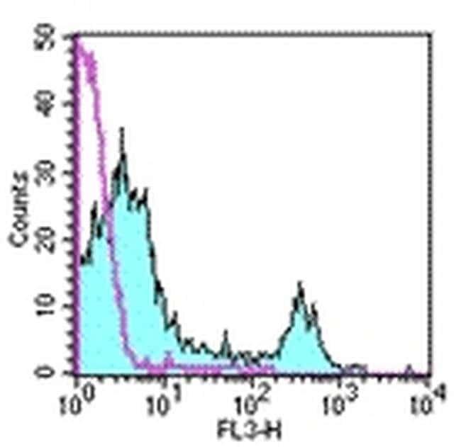 CD8a Rat anti-Mouse, PE-Cyanine5, Clone: 53-6.7, eBioscience™ 200 μg; PE-Cyanine5 CD8a Rat anti-Mouse, PE-Cyanine5, Clone: 53-6.7, eBioscience™