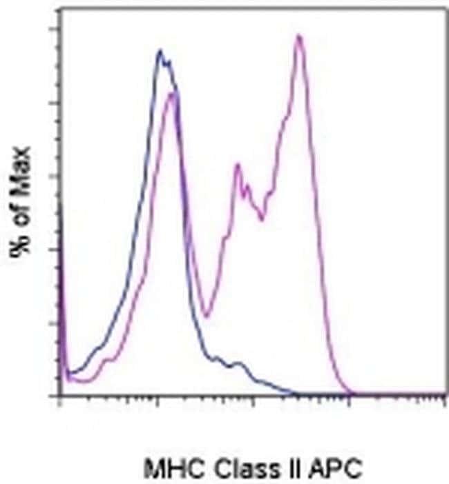 MHC Class II, APC, clone: YKIX334.2, eBioscience™ 25 Tests; APC Primary Antibodies Mf to Ml