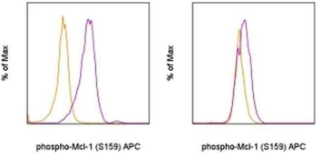 Phospho-MCL-1 (Ser159) Mouse anti-Human, Mouse, APC, Clone: RBCERNR, eBioscience™ 25 Tests; APC Primary Antibodies Mc to Me