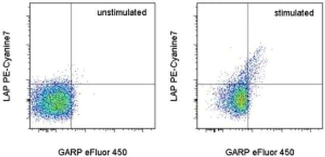 LAP (Latency Associated peptide) Mouse anti-Mouse, PE-Cyanine7, Clone: TW7-16B4, eBioscience™ 100 μg; PE-Cyanine7 LAP (Latency Associated peptide) Mouse anti-Mouse, PE-Cyanine7, Clone: TW7-16B4, eBioscience™