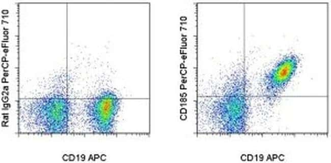 CD185 (CXCR5) Rat anti-Mouse, PerCP-eFluor 710, Clone: SPRCL5, eBioscience