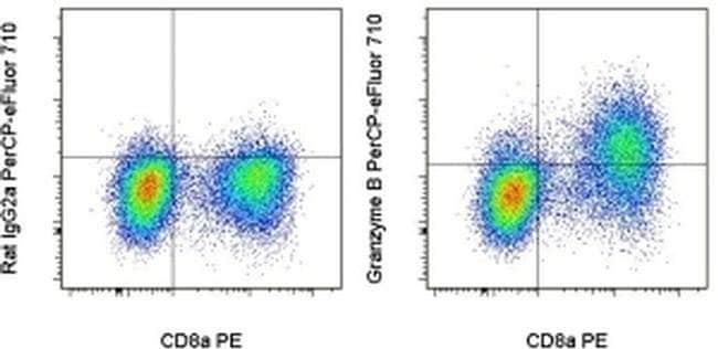 Granzyme B Rat anti-Mouse, PerCP-eFluor 710, Clone: NGZB, eBioscience ::