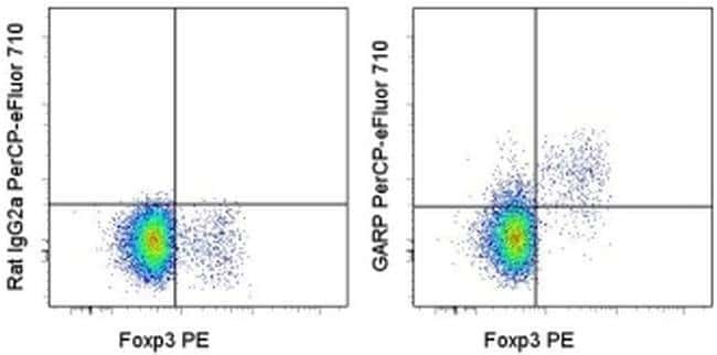 GARP Rat anti-Mouse, PerCP-eFluor™ 710, Clone: YGIC86, eBioscience™ 25 μg; PerCP-eFluor™ 710 GARP Rat anti-Mouse, PerCP-eFluor™ 710, Clone: YGIC86, eBioscience™
