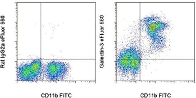 Galectin 3 Rat anti-Human, Mouse, eFluor(T) 660, Clone: eBioM3/38 (M3/38),