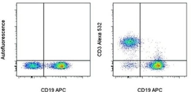 CD3 Rat anti-Mouse, Alexa Fluor® 532, Clone: 17A2, eBioscience™ 100 μg; Alexa Fluor® 532 Primary Antibodies CD1 to CD5