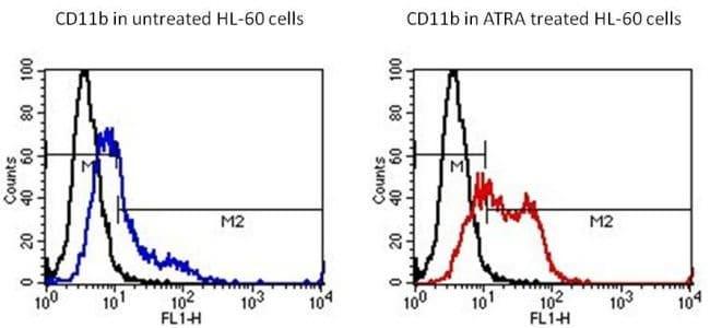 CD11b Mouse anti-Human, Clone: MEM-174, Invitrogen 100 μg; Unconjugated:Antibodies