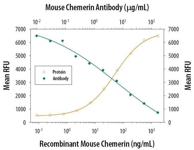 Chemerin Rat anti-Mouse, Clone: 372402, Invitrogen 100 µg; Unconjugated