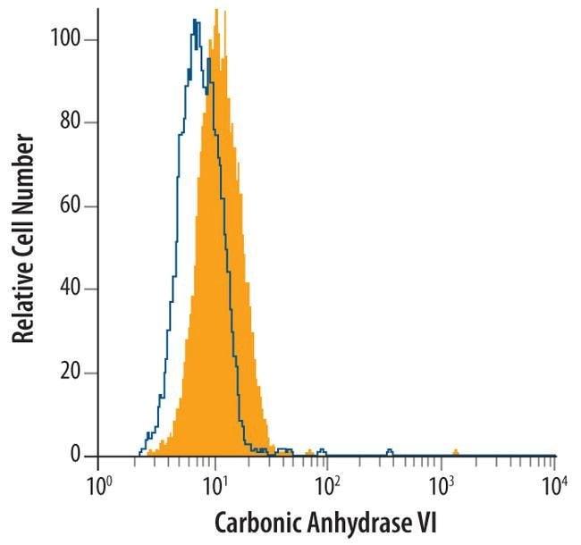 Carbonic Anhydrase VI Mouse anti-Human, Clone: 401809, Invitrogen 100 µg;