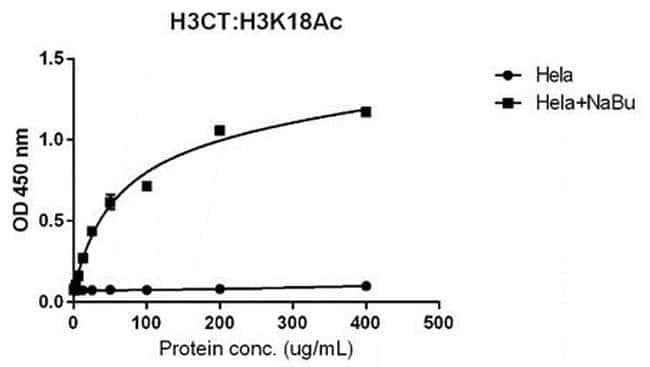 Acetyl-Histone H3 (Lys18) Rabbit anti-Human, Mouse, Invitrogen 100 µg;