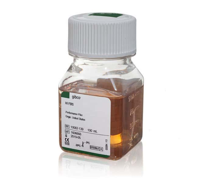 Gibco™Fetal Bovine Serum, qualified, heat inactivated, United States 100ml Gibco™Fetal Bovine Serum, qualified, heat inactivated, United States