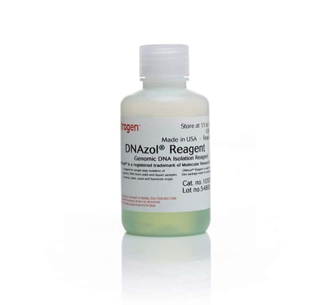 Invitrogen™DNAzol™ Reagent, for isolation of genomic DNA from solid and liquid samples