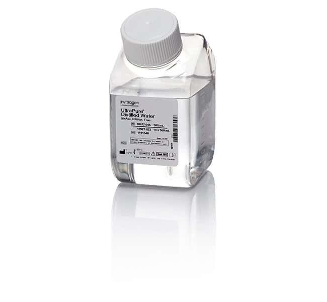 Invitrogen™ UltraPure™ DNase/RNase-Free Distilled Water