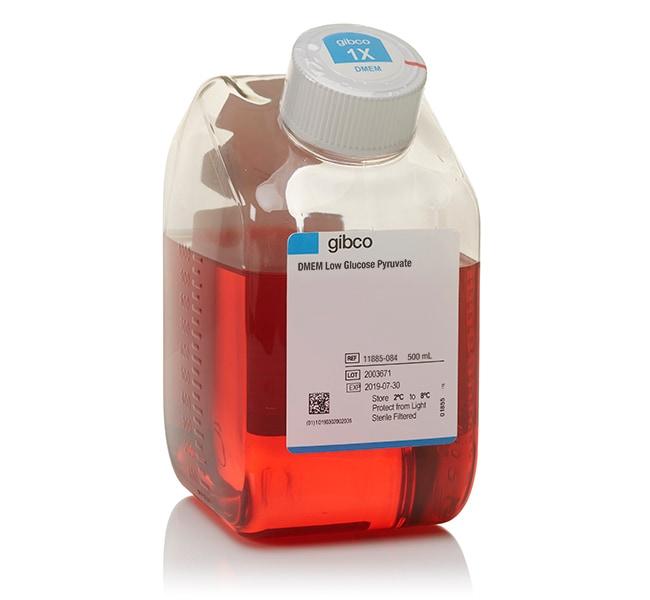 Gibco™DMEM, low glucose, pyruvate