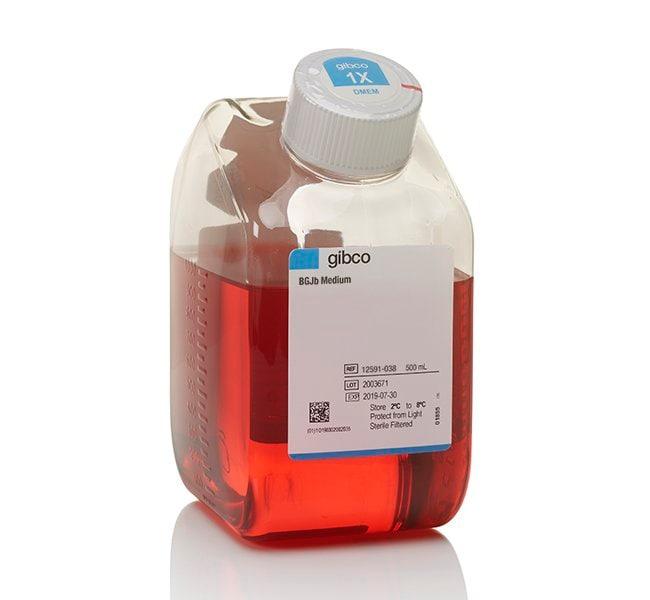 GibcoBGJb Medium 500mL:Cell Culture Media