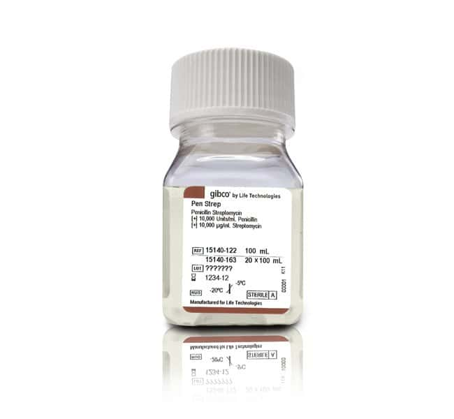 Gibco™Penicillin-Streptomycin (10,000 U/mL)