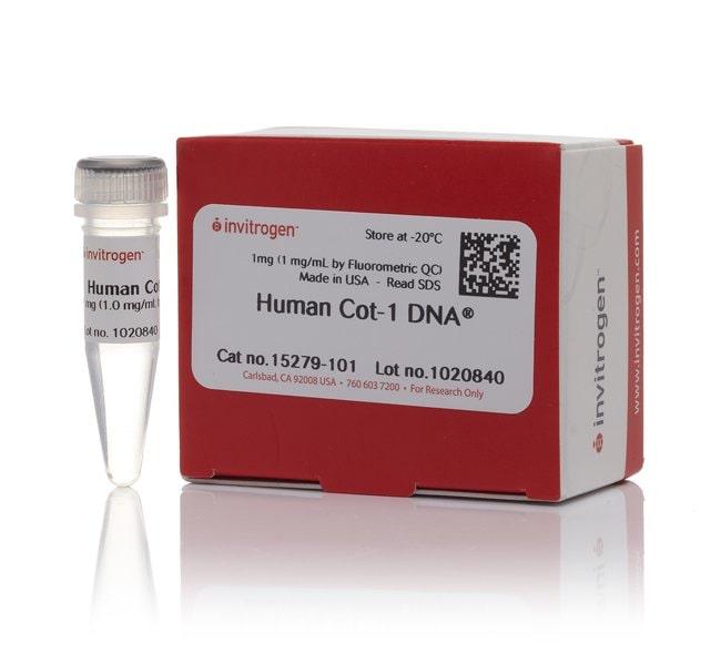 Invitrogen Human Cot-1 DNA-Fluorometric QC   1mg