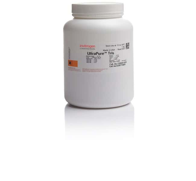 Invitrogen™UltraPure™ Tris Buffer (powder format) 1 kg DNA Extraction and Purification