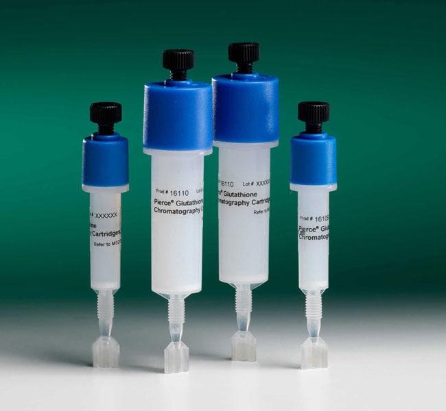 Thermo Scientific™Pierce™ Glutathione Chromatography Cartridges Cartuchos, 1ml; 5 cartuchos Thermo Scientific™Pierce™ Glutathione Chromatography Cartridges