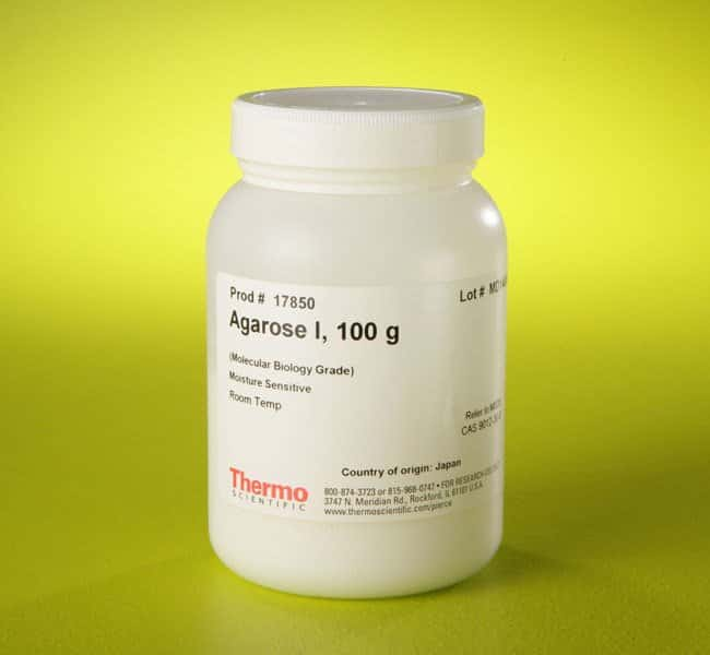 Thermo Scientific™Agarose I (Molecular Biology Grade) Agarose I; 100g Thermo Scientific™Agarose I (Molecular Biology Grade)