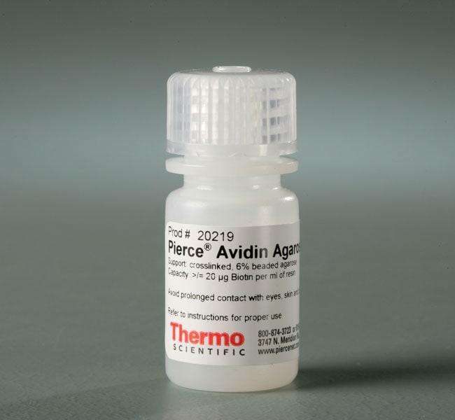 Thermo Scientific™Pierce™ Avidin Agarose Agarose resin; 5mL Thermo Scientific™Pierce™ Avidin Agarose