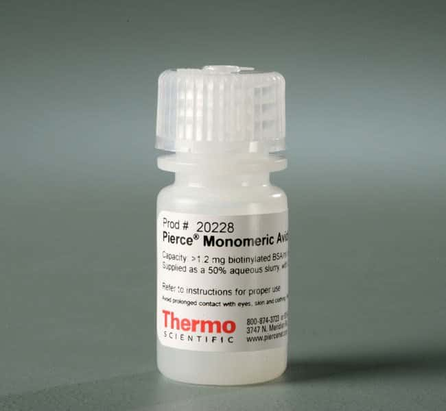 Thermo Scientific Pierce Monomeric Avidin Agarose  Agarose resin; 5mL:Life