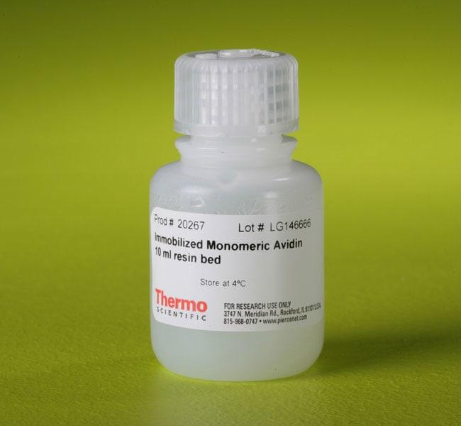 Thermo Scientific™Pierce™ Monomeric Avidin Agarose Agarose resin; 10mL Thermo Scientific™Pierce™ Monomeric Avidin Agarose