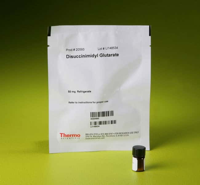 Thermo Scientific™ Pierce™ DSG, No-Weigh™ Format 50mg Thermo Scientific™ Pierce™ DSG, No-Weigh™ Format