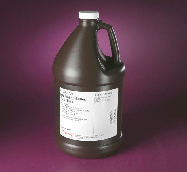Thermo Scientific™Pierce™ IgG Elution Buffer IgG Elution Buffer; 3.75L Thermo Scientific™Pierce™ IgG Elution Buffer