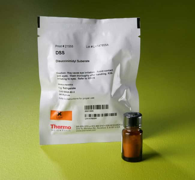 Thermo Scientific DSS (disuccinimidyl suberate), No-Weigh Format 1g:Life