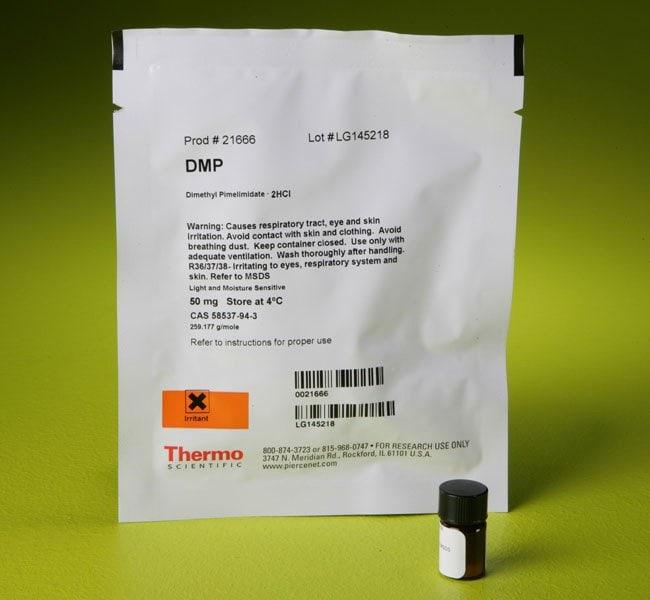 Thermo Scientific DMP (dimethyl pimelimidate) 50mg:Life Sciences
