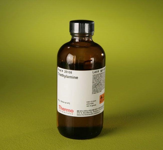 Thermo Scientific Pierce Triethylamine (TEA), Sequencing Grade 100g:Chemicals