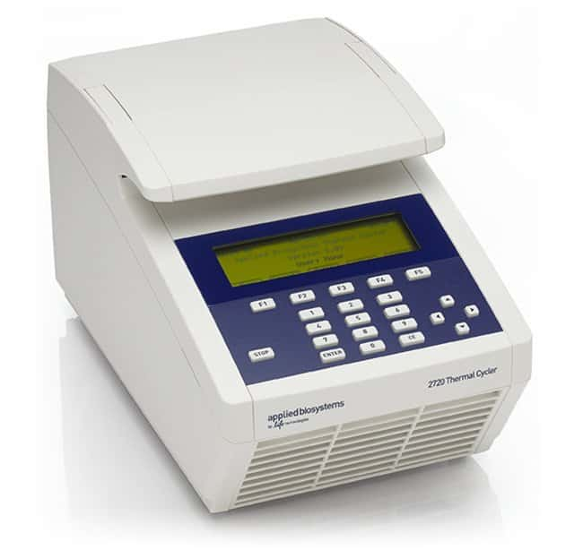 Applied Biosystems™Applied Biosystems™ 2720 Thermal Cycler 2720 Thermal Cycler Termocicladores
